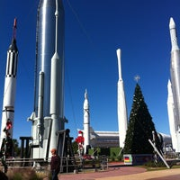 Photo taken at Kennedy Space Center Visitor Complex by Jana E. on 12/22/2012