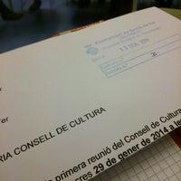 Photo taken at Biblioteca Municipal Emília Xargay by Roger C. on 1/29/2014