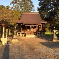 Photo taken at 天皇神社(大自在天堂) by Sinacheek b. on 10/13/2013