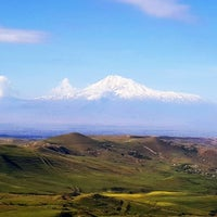 Photo taken at Ararat (Charents) Arch by Psigage on 5/9/2016