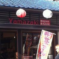 Photo taken at Yamazaki Bakery by Arti S. on 1/21/2013