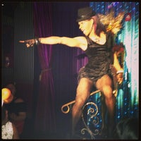Photo taken at Lips Drag Queen Show Palace, Restaurant & Bar by aisha1908 on 9/1/2013