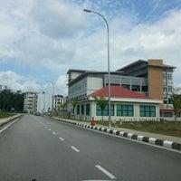 Photo taken at Universiti Malaysia Kelantan (UMK) by nik a. on 1/24/2013