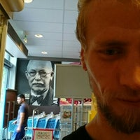 Photo taken at Albert Heijn by Chris P. on 7/24/2016