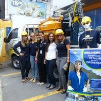 Photo taken at Instituto da Construção by Sabrina M. on 10/9/2012