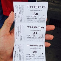 Photo taken at THANA Cineplex by Guy C. on 5/21/2016