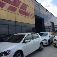 Photo taken at Dhl Express by Fuat Onur Y. on 7/10/2015