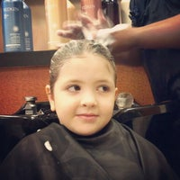 Photo taken at Hair Cuttery by Bury S. on 12/30/2012