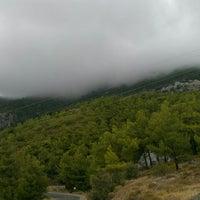Photo taken at kızılbük Sahil by Sukru Y. on 9/24/2015