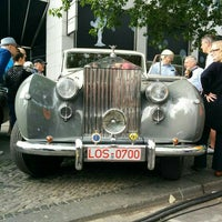 Photo taken at Classic Days Berlin by Bakhti A. on 6/14/2015