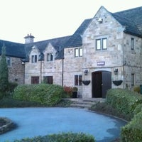 Photo taken at Tankersley Manor Hotel by Ting T. on 10/17/2012