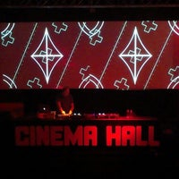 Photo taken at Cinema Hall by Martin T. on 11/16/2012