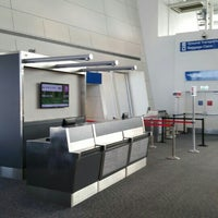 Photo taken at Gate 11 by Eli A. on 10/23/2015