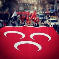 Photo taken at MHP Denizli İl Başkanlığı by Ozan Y. on 4/14/2015