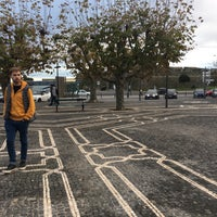 Photo taken at Campo de São Francisco by Daria R. on 1/5/2017
