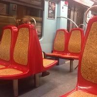Photo taken at Metro Rato [AM] by Daria R. on 11/9/2016