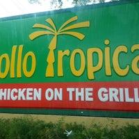 Photo taken at Pollo Tropical by Jennifer C. on 3/31/2013