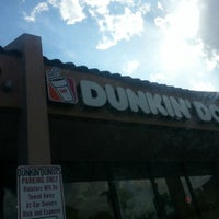 Photo taken at Dunkin' Donuts by Jennifer C. on 4/1/2013