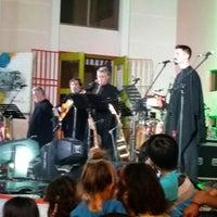 Photo taken at Liceo Bicentenario Santa Maria Iquique by Cristian Miguel R. on 12/22/2014