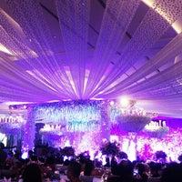 Photo taken at Ballroom Crowne Plaza Hotel Semarang by Thomas T. on 5/24/2014