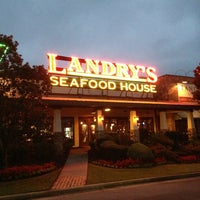 Photo Taken At Landry 39 S Seafood House By Chris B On