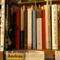 Photo taken at Galaxy Bookshop by Andrea A. on 2/6/2016