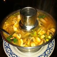 Photo taken at Taste of Thai by Samuel H. on 10/23/2012