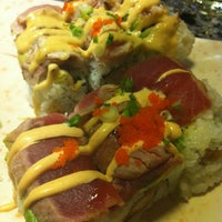 Photo taken at Nishiki Sushi by Samuel H. on 10/22/2012