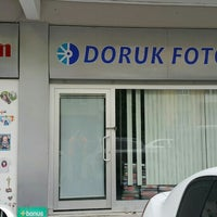 Photo taken at Doruk Fotoğraf by Hilmi Ş. on 6/9/2016