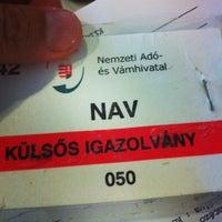 Photo taken at NAV Kelet-budapesti Adóigazgatósága by Barna L. on 7/11/2013