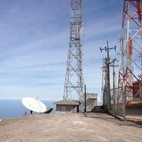 Photo taken at Cerro Tarapaca by Gonzalo O. on 7/5/2013