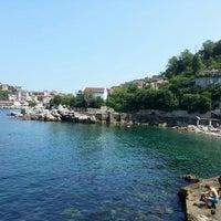 Photo taken at Orta Kapuz by Samet A. on 8/13/2015