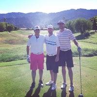 Photo taken at La Quinta Mountain Course by Dan D. on 8/8/2014