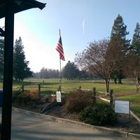 Photo taken at Ancil Hoffman Golf Course by Martin H. on 1/12/2015