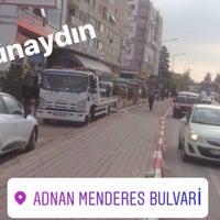 Photo taken at Adnan Menderes Bulvarı by H'üseyin A. on 4/17/2017
