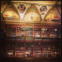 Foto tomada en The Morgan Library & Museum  por Edgar P. el 6/20/2013