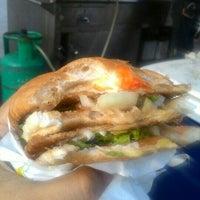 Photo taken at Downtown Underground Enterprise(downtown kebab,burger n oblong) by Alan D. on 2/25/2016