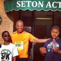 Photo taken at Seton Faith Formation Center by Richard H. on 4/13/2013