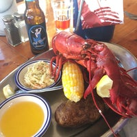 Photo taken at Home Port Restaurant by Taylor M. on 6/30/2015