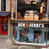 Photo taken at Ben & Jerry's by José Augusto D. on 12/22/2013