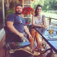 Photo taken at Park Restaurant by Marek M. on 6/6/2015