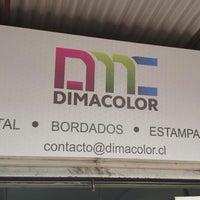 Photo taken at Dimacolor by Felipe R. on 10/19/2013
