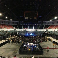 Photo taken at Valley View Casino Center by Carlene B. on 1/22/2013