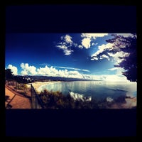 Photo taken at Shoreline Park by JP M. on 10/11/2012