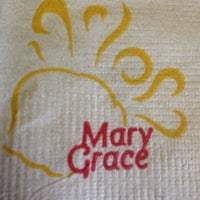 Photo taken at Cafe Mary Grace by Abby S. on 10/1/2012