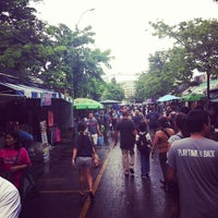 Photo taken at Chatuchak Weekend Market by Win V. on 8/18/2013
