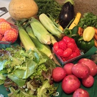 Photo taken at Central Harlem CSA by Mark K. on 8/1/2013