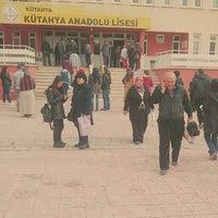 Photo taken at Necip Fazıl Kısakürek Anadolu Lisesi by HüsYn A. on 3/13/2016