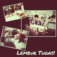 Photo taken at Perpustakaan Pusat UB by Renardhi A. on 5/12/2013