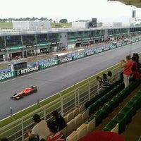 Photo taken at Sepang International Circuit (SIC) by Roslan -. on 3/22/2013